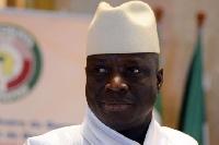 Yahya Jameh is former Gambian President