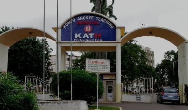 Admission wards at KATH are full