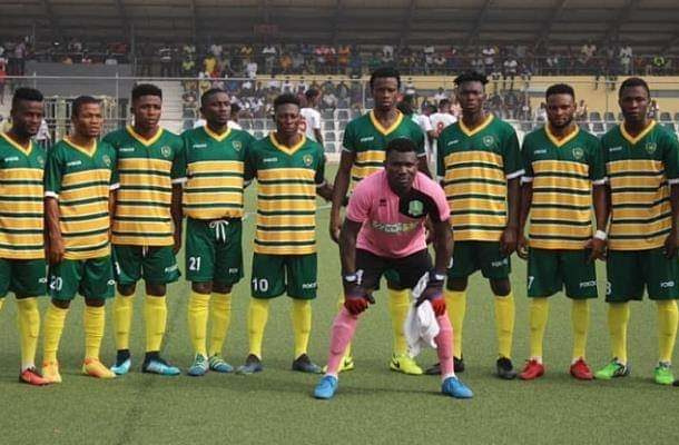 GPL: Eleven Wonders earn point against Ebusua Dwarfs