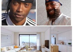 William Amamoo has gifted a house to Ibrahim Sani