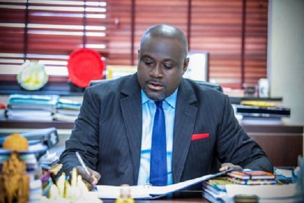 Mark Assibey-Yeboah, Chairman, Finance Committee of Parliament