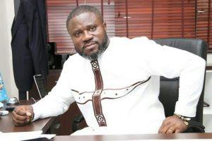 MP for Asante Akyem North Constituency, Kwadwo Baah-Agyemang