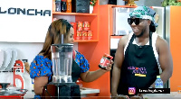 Ghanaian Rapper, Edem in an interview with Nana Ama Mcbrown