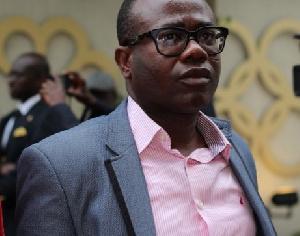 Mr. Kwesi Nyantakyi- GFA President