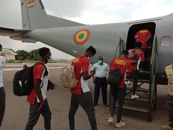 The Black Satellites of Ghana