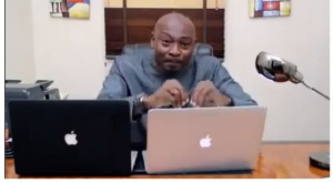 Nollywood actor Joseph Okechuku