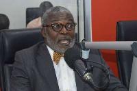 Executive Director of the Consumer Protection Agency, Kofi Kapito