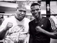 Andre Rozier and Richard Commey