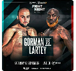 Nathan Gorman and Richard Lartey