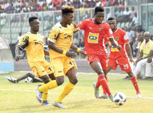 Asante Kotoko and Ashantigold will represent Ghana in the CAF Champions League and Confederation Cup