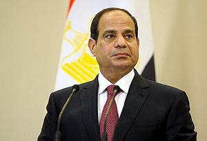 Egyptian President Abdel Fattah Al Sisi