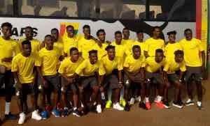 Black Satellites will depart Ghana this week to Niger ahead of the tournament