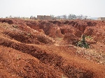 Shama District Assembly takes steps to halt illegal clay mining