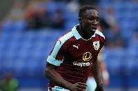 Daniel Agyei scored Burnley's second goal in the 72nd minute