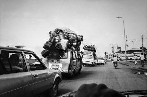 Accra Lagos 90s