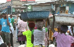 Dagomba-Line is one of the largest slums in Kumasi