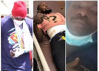 Ibrahim Abass was shot on December 7 at Abelekuma