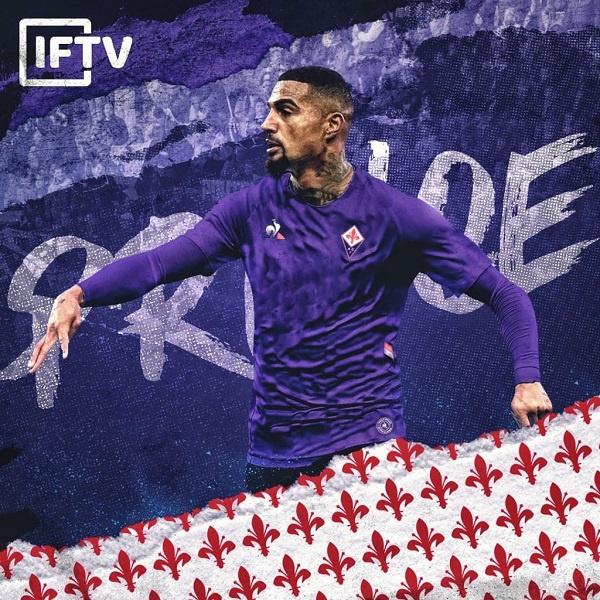 Kevin has left Sassuolo for Fiorentina