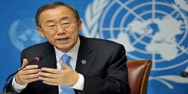 Ghana making great economic strides under Akufo-Addo – Ban Ki Moon