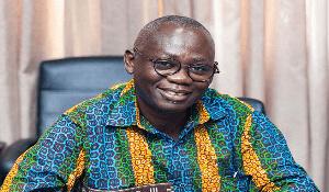 Director General Of GES, Professor Kwasi Opoku  Amankwa,.png