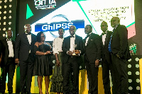 Some representatives of GhIPSS