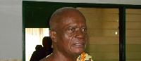 Awulae Agyevi Kwame II, Paramount Chief of Nsein