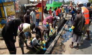 Sanitation Day 09
