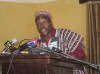 Hon. Alban Sumana Kingsford Bagbin