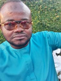Cisse Abdul Rahman Mahama ,Chairman of the Suame Magazine NPP