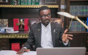 CEO of Menzgold Ghana Limited, Nana Appiah Mensah