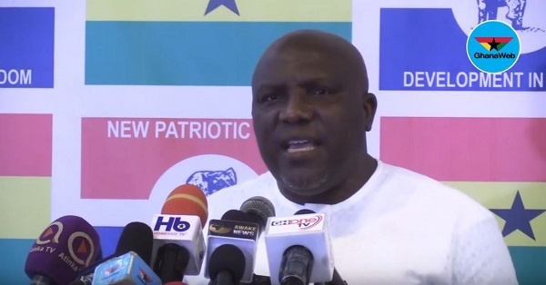 Rise in COVID-19 cases: Akufo-Addo leadership is not to blame - Former MP