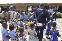 The writer shares some measures that can be put in place to help school children