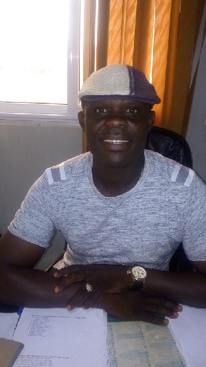 John Agyekum, CEO of Johnny