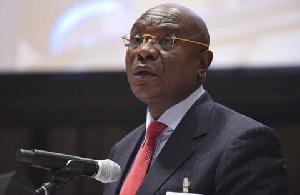 Former Speaker of Parliament, Mr. Edward Doe Adjaho