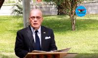 Robert Porter Jackson, the Ambassador of the United States to Ghana