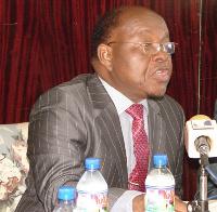 Prof. Mike Oquaye