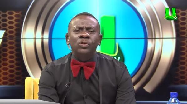Kumawood actor Akwasi Boadi popularly known as Akrobeto