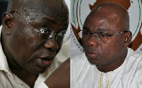 Mr. Bartidam (R) believes that President Akufo-Addo is reluctant to fight against corruption