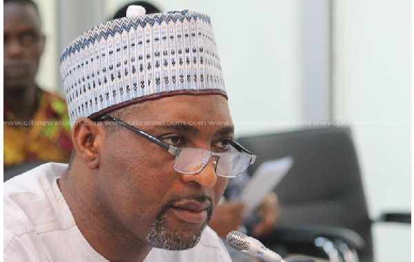 MPs willing to forfeit security allowance for state-sponsored security – Muntaka