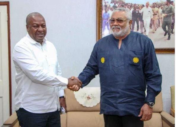 Rawlings left an enduring legacy for Ghana - Mahama