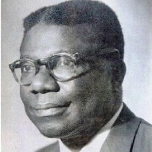 File photo: The late Dr. Oku Ampofo