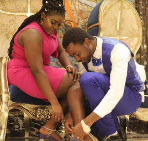JAC 45 has married Mary France Tanoh
