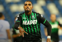 Kevin Prince Boateng, Sassuolo midfielder