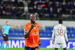 Senegal striker Demba Ba