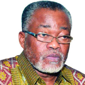 Security analyst Col Festus Aboagye (rtd)