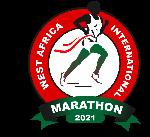 Logo of West Africa International Marathon