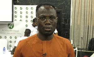 Former Ghana International, Emmanuel Agyemang-Badu