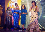 Stacy Amoateng crowned Super Woman of the Year at Women Choice Awards Africa 2020