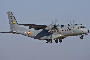 Ghana Air Force   Airbus C295