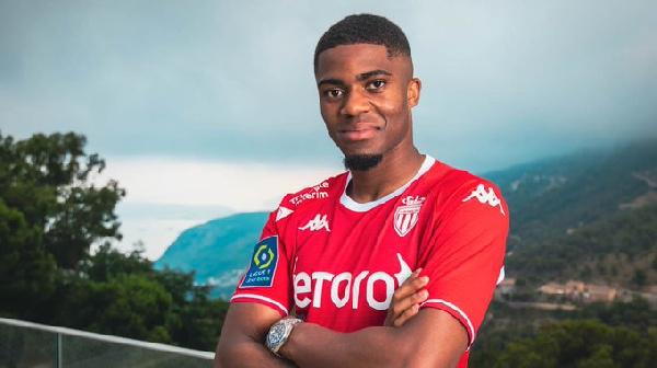 Myron Boadu finds the net for Monaco in 2-1 win over PSV